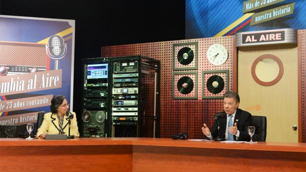 Nuevo nombre y transición a lo digital es el camino de Señal Radio Colombia